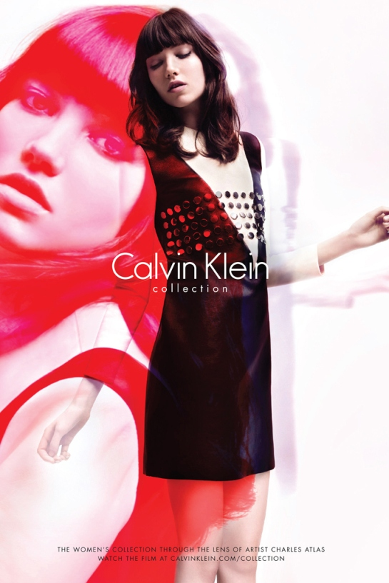 Calvin Klein collaborates with Charles Atlas for fall global ad campaign.